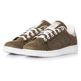 Tênis adidas Stan Smith Jazzy Knit J - Casual / Lifestyle