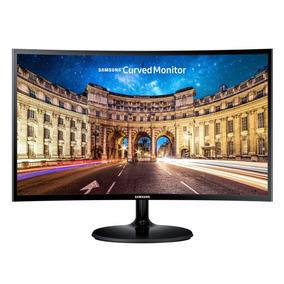 Monitor Gamer 24 Pulgadas Curvo Samsung 1080p Vga Hdmi F390