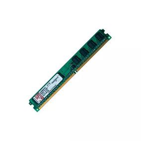 Memoria Kingston 4gb 1600 Mhz Ddr3 Kvr16n11s8/4 Para Desktop