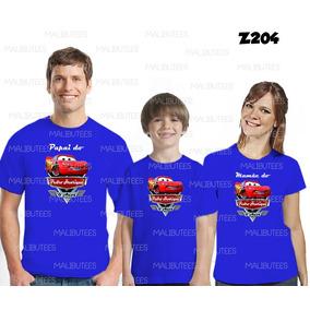 Kit 3 Camiseta Macqueen Carro Personalizada Aniversário Z204 7da58f79f7bf3