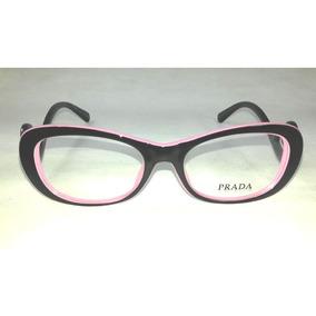 3239998ce512c Oculos Prada Baroque Original Paris - Óculos no Mercado Livre Brasil