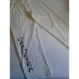 Calça Unissex Para Capoeira P