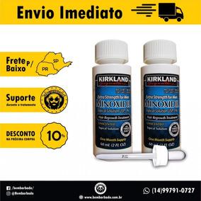 2 Frascos Tonico Original 5% C/aplicador Pronta Entrega