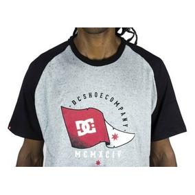 ea6dd70c27333 Camiseta Masculina Dc Shoes Monster Energy Drink - Camisetas Manga ...