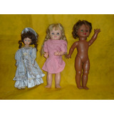 Antiguas Muñecas Por Tres Rayito De Sol 3
