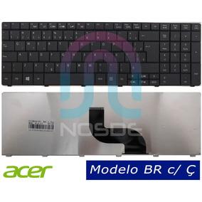 Teclado Novo Para Notebook Acer Aspire E1-571 - Padrão Br Ç