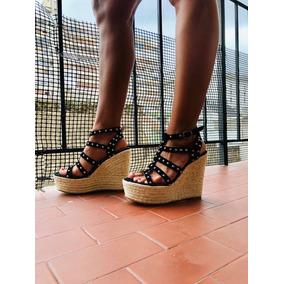 Sandalia Taco Chino Yute - Zapatos en Mercado Libre Argentina 8a9558a7c47