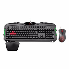 Kit Teclado + Mouse Gaming Usb - Bloody B2100