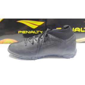 Chuteira Campo Couro Penalty Sniper - Botines Penalty en Mercado ... 9e4b75976230d