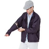 Campera Golf. Impermeable.liviana.mangas Desmontables.