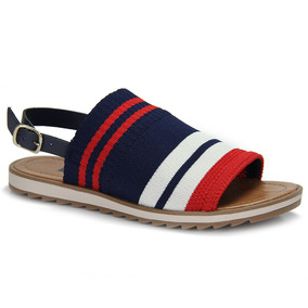 7df213ee52 Sandalia Rasteira Feminina Dakota Passarela Nike - Sapatos no ...