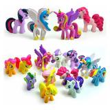 Pony My Little 12 Figuritas (envio Gratis)