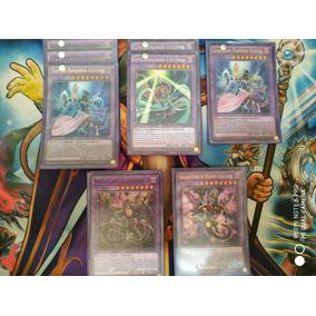 Deck Luzlunar / Lunalight 43 Cartas E 8 Extradeck