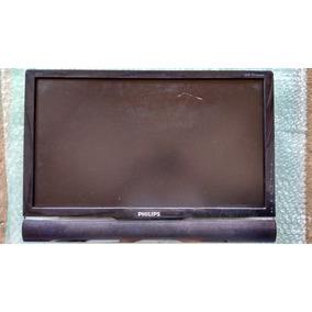 Carcaça Philips Led Tv Monitor 220ts2l ( No Estado )