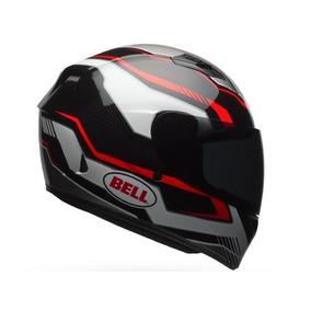 Casco Integral Bell Qualifier Torque Rojo - Moto Naked