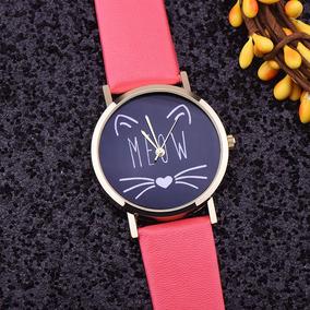 2663ccf65ca Relogio De Gatinho - Relógios De Pulso no Mercado Livre Brasil