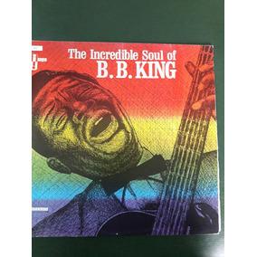 Disco De Vinilo B.b.king The Incredible Soul Of 1973 Brasil