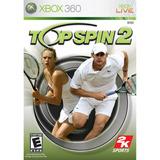 Top Spin 2 Xbox 360 Mídia Física Novo Lacrado