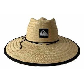 Chapéu De Palha Quiksilver - Chapéus para Masculino no Mercado Livre ... c9d07358bac