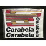Jgo Calcomanías Carabela