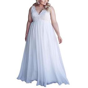 315eb7122 Vestidos Fiesta Largos Mujer Sonora Hermosillo - Vestidos Blanco en ...