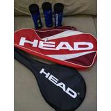 Raquete De Tênis Head Mx Fire Elite L3-275g - C/ Raqueteira