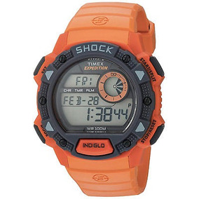 78e3ce305d86 Timex Expedition Tw4b07600 Reloj Cronógrafo Digital Shock.