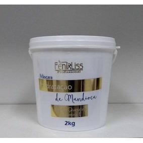 Fenix Liss Hidratação De Mandioca 2 Kg