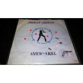 Duran Duran A View To A Kill Simple Vinilo Holland 1985