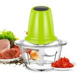 Picador Moledor Eléctrico De Carnes Y Verduras / Cupoclick