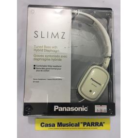 Audifono Panasonic Slimz Rp-hx40