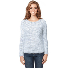 Sweaters y Cardigans de Mujer Azul claro en Mercado Libre México 20462fa95e8a