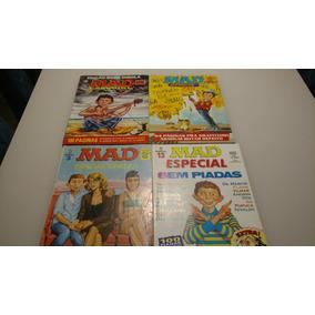 Lote De Revista Mad - 15 Revistas - Editora Mythos