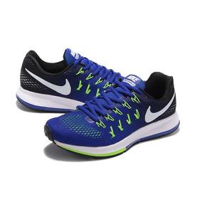 e37ce0e40cc4b Zapatillas Nike Zoom Pegasus 33 - Ropa y Accesorios en Mercado Libre ...