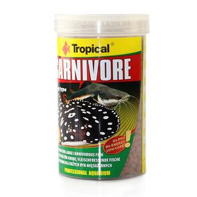 Ração Tropical Carnivore 300g - 500ml