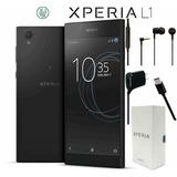 Sony Xperia L1 16gb Telcel Liberado Caja Accesorios A Meses!
