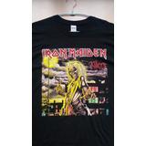 Polera Iron Maiden Killers Death Black Thrash Heavy Metal 26504583cc12e