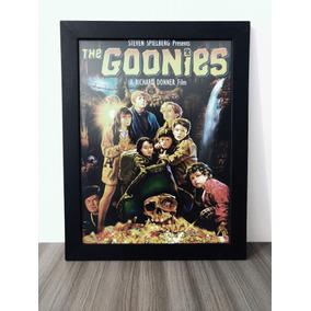 Quadro Poster Filme Os Goonies