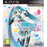 Hatsune Miku: Project Diva F 2nd ~ Ps3 Digital