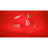 Gorra F1 Ferrari Formula1 2000 Barrichello Vip No En Tiendas