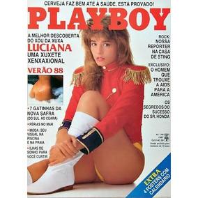 Revista Playboy Numero 149 (luciana Vendramini) Ano 1987 !!!