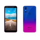 Celular Smartphone Aitecnol Ac-9 3g Liberado Azul Morado