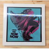 Gorillaz The Now Now Deluxe Vinilo Lp Azul, Nuevo