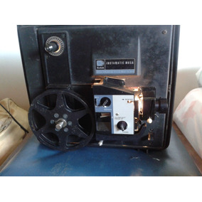 Proyector Portatil Super 8 Operativo Made In Usa Remate