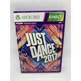 Just Dance 2017 Xbox 360 Usado