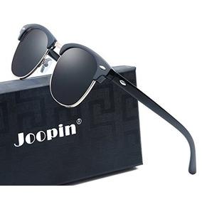 Joopin Semi Rimless Gafas De Sol Polarizadas Hombres De La 85835670c3bf