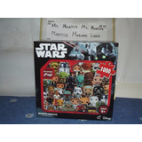 Rompecabezas Star Wars Disney Funko Pop 1000 Piezas