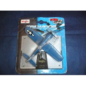 Tailwinds - Miniatura Avião - F4 U - 1d Corsair
