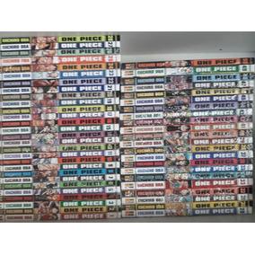 Mangas One Piece 1 Ao 50 (520,00 Leia A Descriçao)