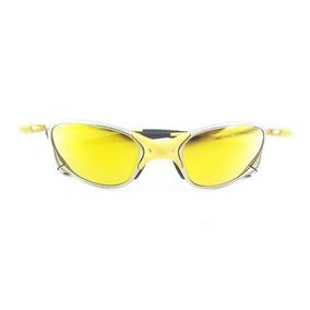 Óculos Oakley Minute Gold Iridium De Sol - Óculos no Mercado Livre ... ef56d1ce58